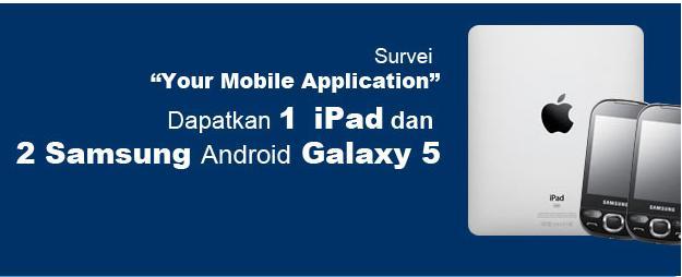 Survey online berhadiah
