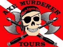 Axe Murderer Tours online store