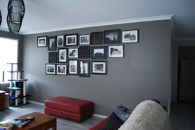 Feature Wall Light Grey : Aaron and Erin s Henley Home: the feature walls...