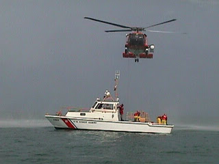 Picture property of the U.S Coast Guard