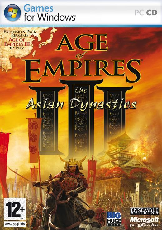 Descarga Age of empires III The asian dynasties- PC - 1 LINK