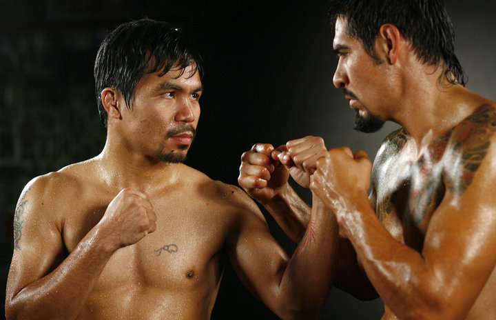 Margarito vs Pacquiao
