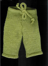 Capri pants for American Girl Doll