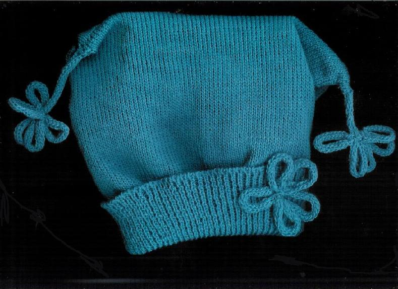 Marzipanknits: Free Machine Knitting Pattern for a Toddler Hat