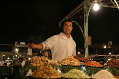 Food Booth - Marrakech