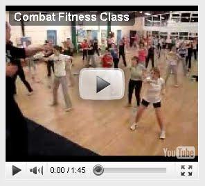 Combat Fitness Class