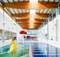Gym in Offaly - Aura Leisure Centre Tullamore