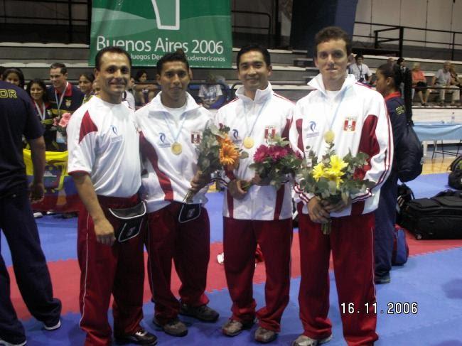 Juegos ODESUR 2006