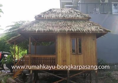 rumah kayu type 12