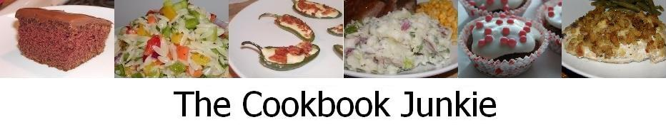 The Cookbook Junkie