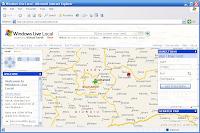 Microsoft Location Finder