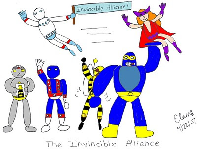 Invincible Alliance