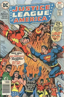 Justice League of America #137 - December 1976