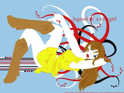 Lemon Cowgirl by Kabuki Katze (2005)