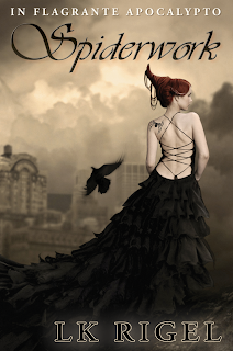 Post Thumbnail of Review: Spiderwork by L.K. Rigel