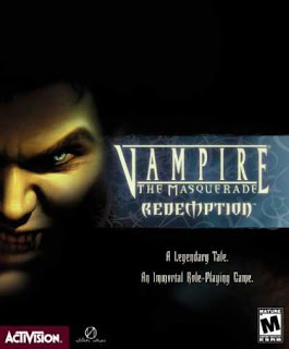 dracula  vampire  the masquerade   redemption