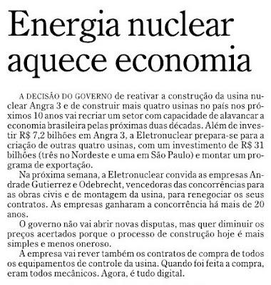 Angra 3 Nuclear Energy