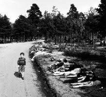 George Rodger Bergen-Belsen 1945