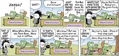 Pearls Before Swine Enviromeent
