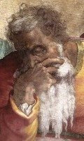 Michelangelo Buonarroti Jeremiah