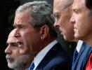 Ben Bernanke, Federal Reserve Chairman, George Bush, Henry Paulson, Christopher Cox
