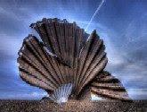 Aldeburgh, Maggi Hambling, Scallop