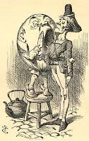 Humpty Dumpty, John Tenniel
