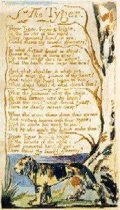 William Blake, Tyger