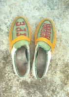 Sapatos de Profeta Gentileza