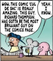 Stephan Pastis Pearls Before Swine