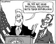 Wasserman - Obama & the Republicans