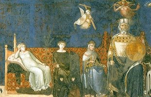 Lorenzetti Allegory of Good Government