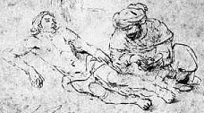 Rembrandt The Good Samaritan