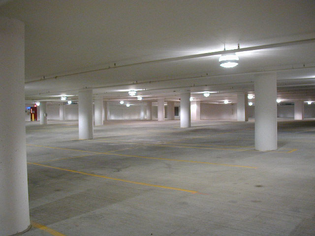 Sustainable depaul depaul s parking garage is showing the way of efficiency - Commercial garage plans decoration ...