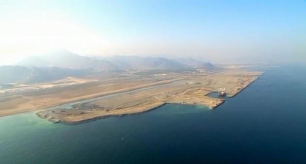 largest land reclamation