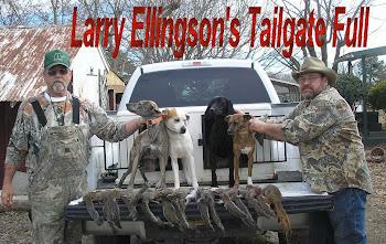 Larry Ellingson's Tailgate