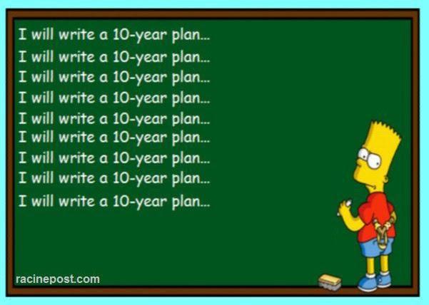 virgins Ten year plan