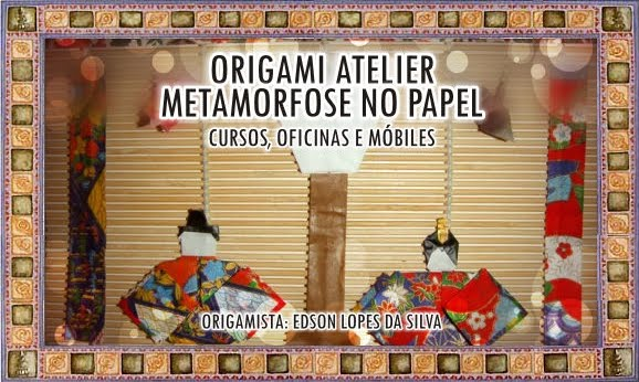 .Origami- Atelier Metamorfose no Papel