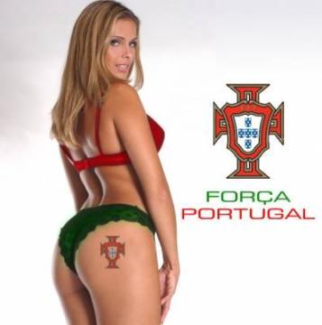 FORÇA PORTUGAL   Europeu2016