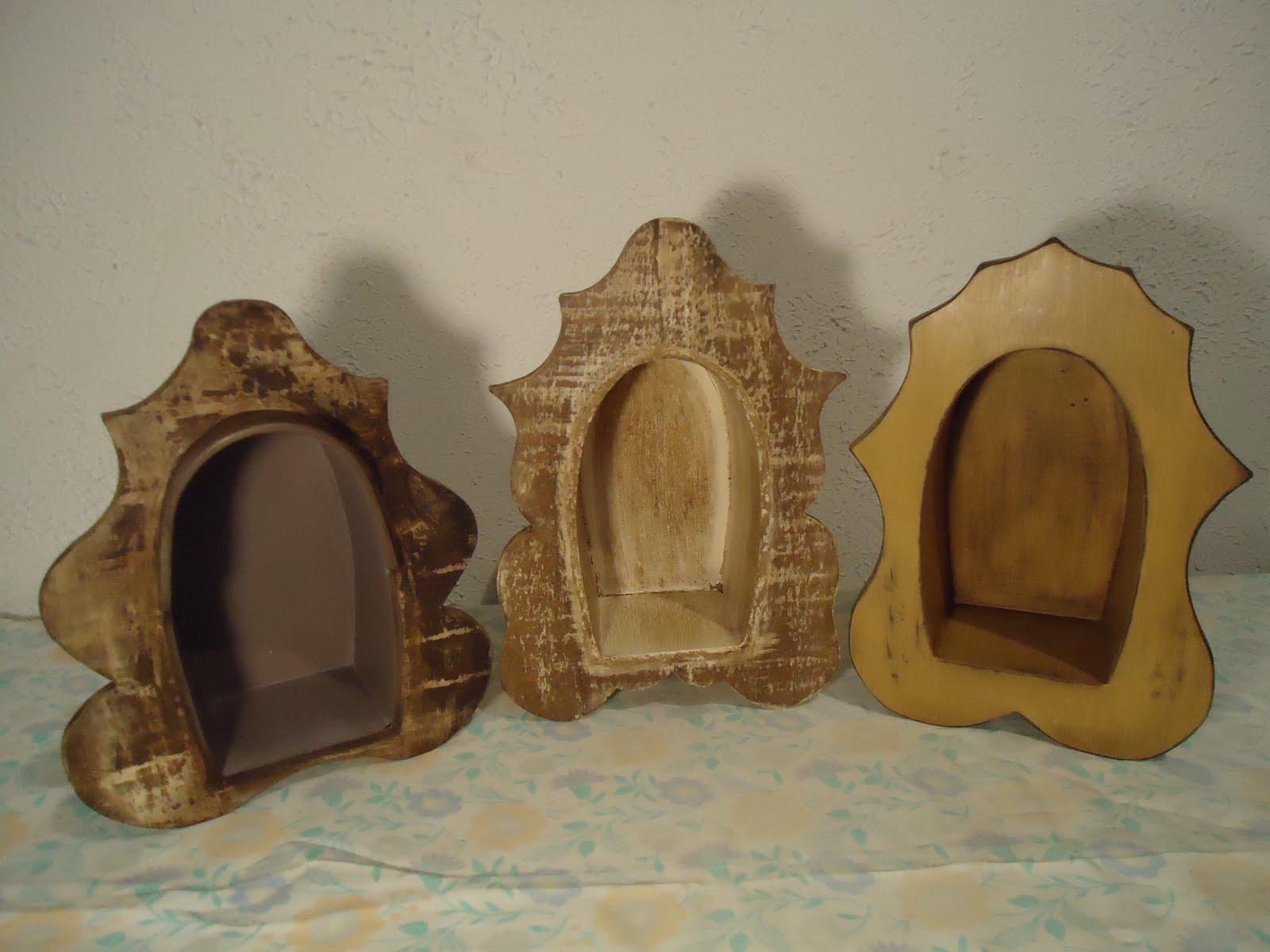 Artesanato em Madeira: Oratórios em madeira (de R$15 a R$60 00) #654622 1600x1200