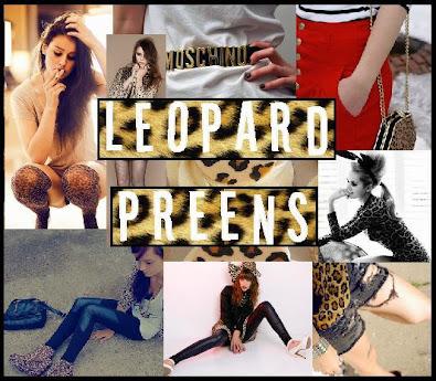 Leopard Preens