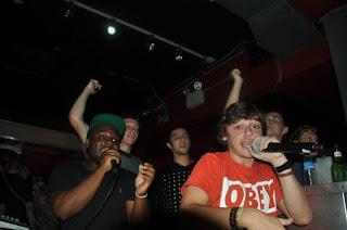 ocd OCD: Moosh & Twist  Live It Up(Video)