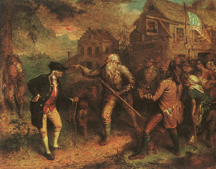 rip van winkle and there will The paperback of the rip van winkle & other stories by washington irving at barnes & noble free shipping on $25 or more.