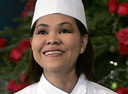 cristeta comerford, obama white house chef, pinay white house chef, obama chef, Filipina white house chef,  pinay obama chef, Filipina obama chef, read my mind, monacome