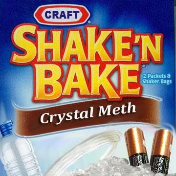 How to Make Shake and Bake Meth: recipe and ingredients | read my mind