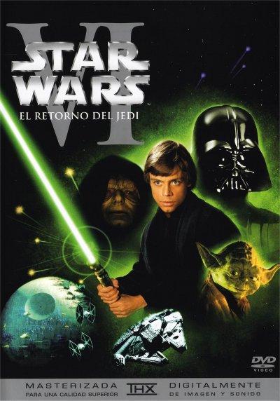 la guerra de las galaxias el retorno: