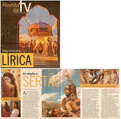 Raimundo Rodriguez - O Globo Revista da TV