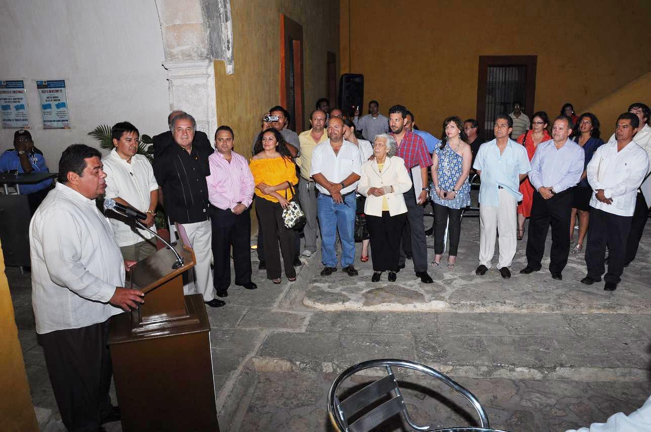 Informacion diaria campeche encabeza gobernador xl - Colegio de arquitectos cadiz ...