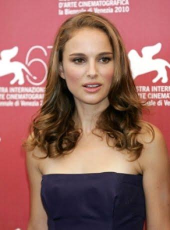 natalie portman hairstyle. Natalie Portman#39;s Medium