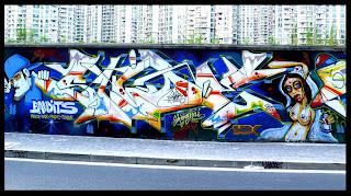 Shanghai Graffiti